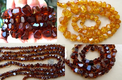Baltic Amber beads