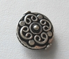 Bead - 16x6mm - 1 Bead - Sterling Silver<br>B124