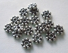 Bead - 6mm - 18 Beads - Sterling Silver<br>B9-6