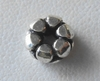 Bead - 7x4mm - 1 Bead - Sterling Silver<br>ORSB1998