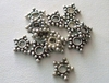 Bead - 9mm - 13 Beads - Sterling Silver<br>B37-9