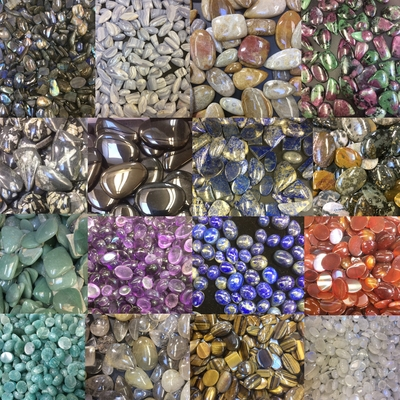 Cabochons and  Faceted Gemstones
