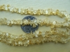 Citrine Chip beads 32 inch strand natural stone