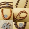 Copper beads and spacers