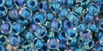 Crystal w/Inside Color Slate Blue<br>11R188
