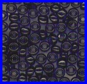 Deep Cobalt 6/0 Seed Beads