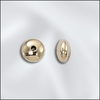 Saucer Beads - Gold Filled -