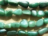 Green Aventurine beads Chunky smooth Beads