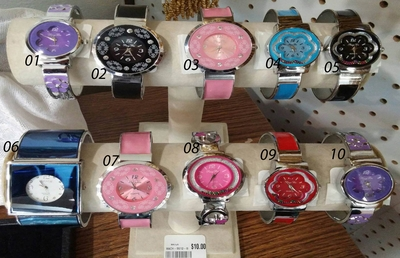 Kids watches limited supply first come first serve 10 only