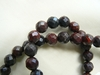 Mahogany Faceted Jasper Beads 8mm 16 Inch strands
