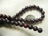 "Mahogany Jasper 6mm Beads 16"" Strands"