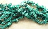 "Malachite Chip Beads 36"" wareable strand natural beads"