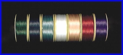 Nylon Bead Cord and Nymo Thread