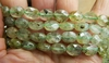 Prehnite - Faceted Ovals
