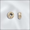 Rondelle Beads - 4.2MM 10 Beads - Gold Filled GF-30104