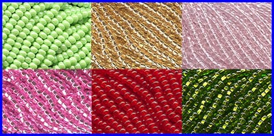 Size 10 Seed Beads