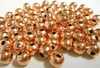 Copper Smooth round Bead 4mm 80 Beads COBK69-4