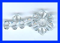 Swarovski Crystal 8mm Round