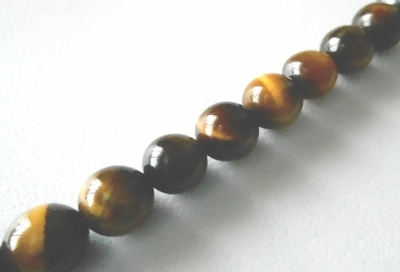 Tiger Eye - 4mm
