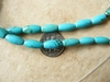 "Turquoise Tube Beads smooth 5x12mm 16"" Strands"