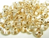 Twin Bead - Approx. 380 Beads - Bronze Lined Crystal<br>TWN68106-TB