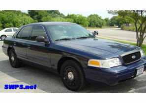 Ford Crown Victoria P71 Police Interceptors from SWPS.com