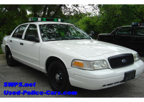 2001 Ford P71 Police Interceptor SOLD OUT