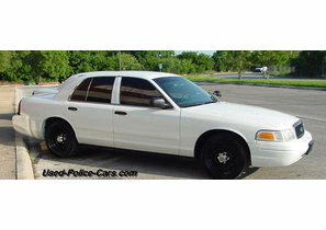 SOLD 2002 Ford Police Interceptor