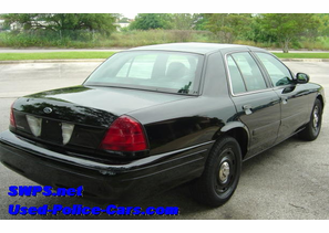 SOLD 2003 Ford Police Interceptor