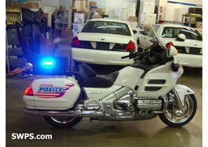 2006 Honda Police Goldwing
