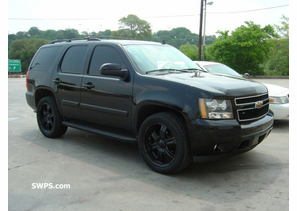 2007 Chevrolet Tahoe with Emergency Equipment