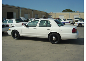 2008 Ford P71 Police Interceptor FFV - SOLD OUT