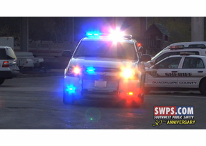 2013 Chevrolet Tahoe PPV - Boerne PD