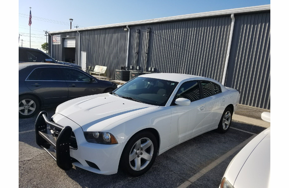 2013 Dodge Charger White