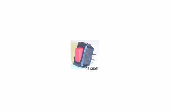 Able 2 505 Momentary  Rocker Switch