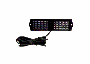 Able 2 Sho-Me LED Mighty Lights Exterior Lights with Internal Flasher