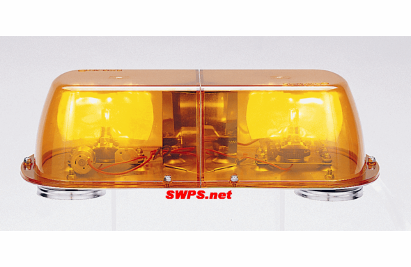 Able2 Sho-Me - Magnetic Halogen Mini Lightbar 01.3269