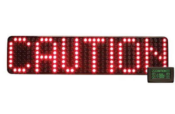 Code 3 LED Message Board C850-HD0012R