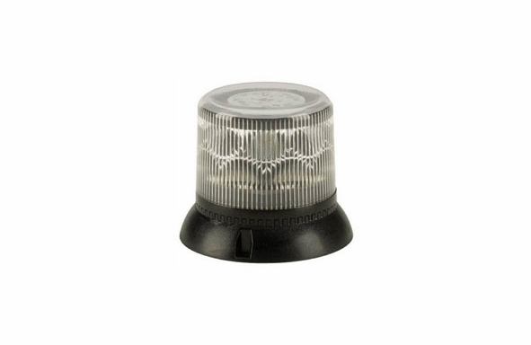 Code 3 LSS222 Dual Stack LED Beacon - Magnetic Mount - LSS222CXM