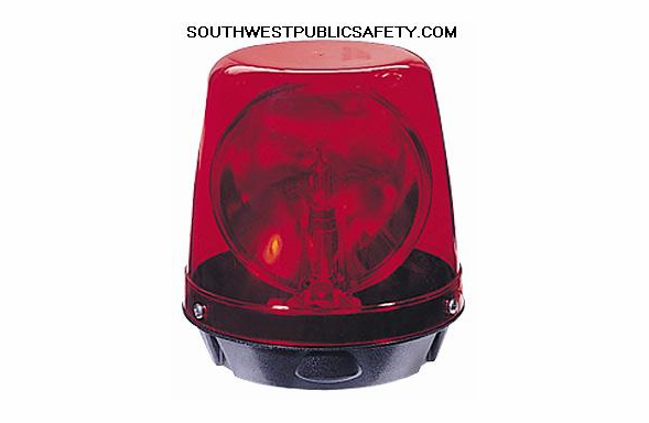 Vehicle Strobe Lights >> Code 3 PSE 550 Rotating Beacon Light #550M - Magnetic Mount from SWPS.com