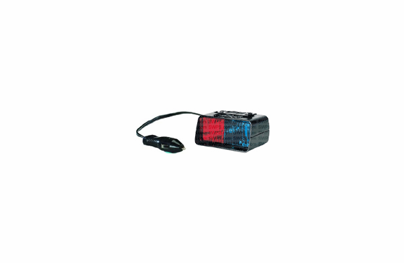 Code 3 PSE Deckblaster Self Contained Dash Strobe Light