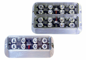Code 3 PSE LED-X Exterior Lights