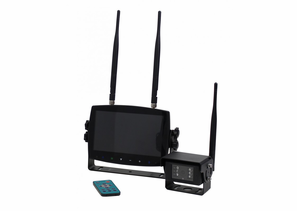 Code 3 Wireless Quad Camera System