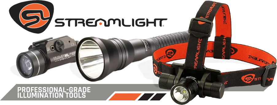 Flashlights, Spotlights, Tactical Lights