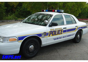 Ford Police Interceptor Photos