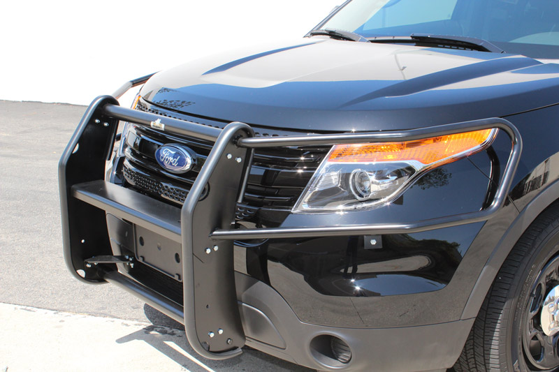 Go Rhino Warp Around Brush Guards Pair 20132015 Ford Police Rhswps: Ford Police Interceptor Utility Wiring Diagram At Elf-jo.com