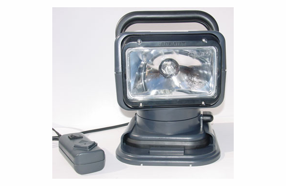GoLight Remote Control Searchlight - Gray/Charcoal - 5149