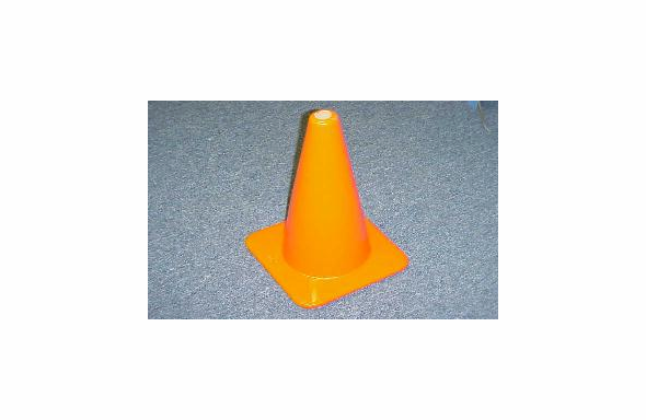 "Koncept Safety 28"" Orange Traffic Cone - TC28"