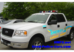 LaSalle County Sheriff - Special Task Force Pickup
