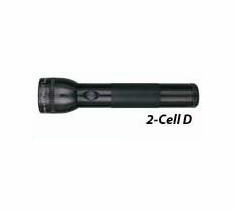 Maglite 2-Cell D MagLite Krypton Bulb Flashlight - S2D016
